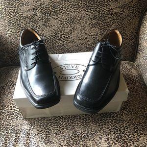 Steve Madden Men's Black Shoes (brand new)